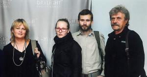ТАМ «Кудин»: Ольга Рябова, Надежда Бесараб, Михаил Карнаухов, Виктор Кудин
