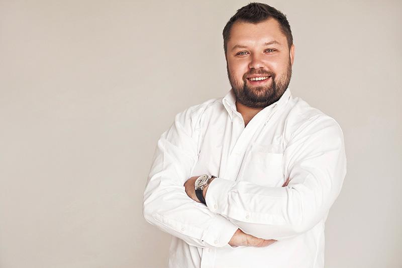 Сергей Махно, дизайнер